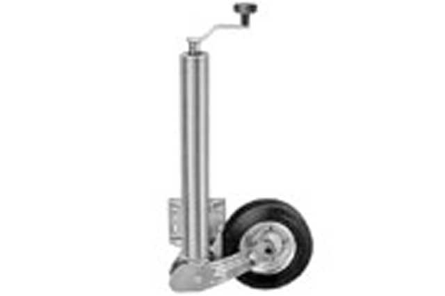 Automatic Jockey Wheel